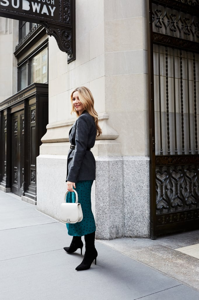 How to Rewear a Party Dress at Work From POPSUGAR at Kohl's