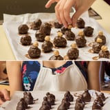 Baci Perugina Chocolate Recipe Like Hershey's Kisses