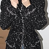 Chanel Black And White Vintage Jacket