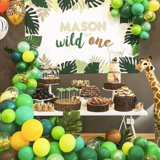 Animal First Birthday Party Ideas