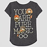 Toddler Girls' Harry Potter Short-Sleeved T-Shirt