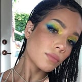 You Can Get Halsey s Light-Catching Coachella Makeup at the Drugstore