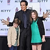 Ben Stiller With Daughter Ella Over the Years