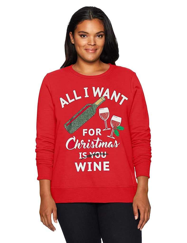 Funny Ugly Christmas Sweaters For Women On Amazon Popsugar Love Sex