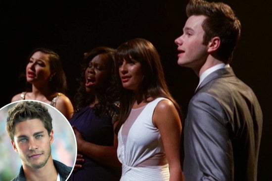 Former Australian Idol and Neighbours Star Cast in Glee