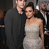 """On their superprivate wedding: """"It was a ninja effort. We really didn't want helicopters at our wedding and it's a legitimate concern. So we — I was like posting things on social media that were in different locations to avoid – we didn't want to be screaming our vows at each other. So we went really under the radar with it."""" On what Mila means to him: """"I prize her as the most valuable person in the world to me."""""""