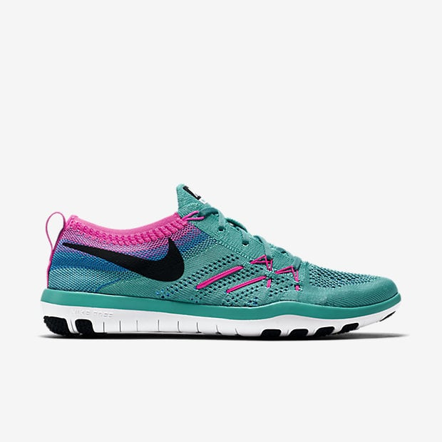 differently f5b08 8c223 Nike Free TR Focus Flyknit Women s Training Shoe