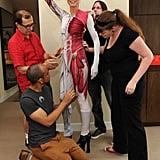Heidi Klum's 2011 Halloween Costumes