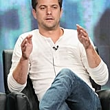 Joshua Jackson talked about Fringe.