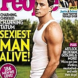 17. Channing Named Sexiest Man Alive