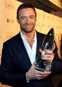 Quotes From Hugh Jackman at the 2010 People's Choice Awards 2010-01-06 21:36:50