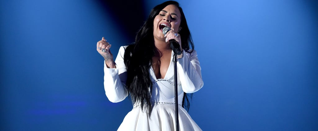 Demi Lovato Helps Launch Mental Health Fund For Crisis Lines