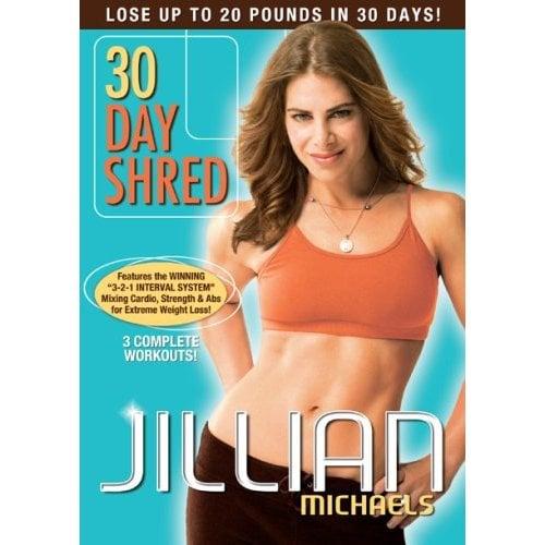 DVD Review: Jillian Michaels — 30 Day Shred