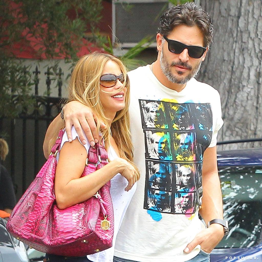 Sofia Vergara and Joe Manganiello Hold Hands | Pictures