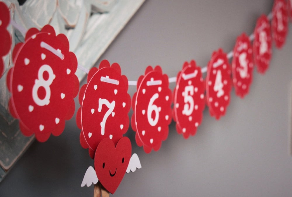 Love Note Countdown