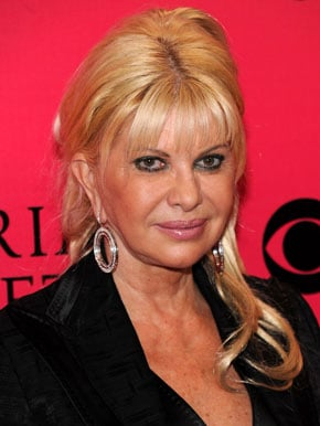 Photo and Poll on Ivana Trump Entering the Celebrity Big Brother 2010 House as the 12th Housemate - Are You Happy She's Gone In?