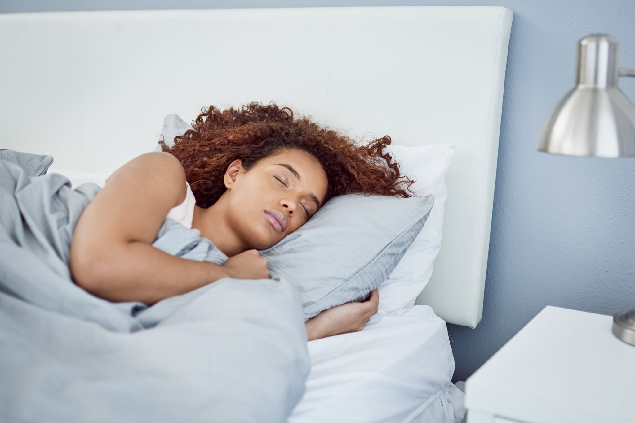 We Asked an Expert What the Best Sleep Position Is For Optimal Rest — Here's What She Said