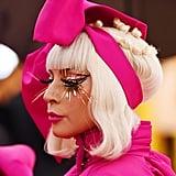 Lady Gaga's Hair and Makeup at the 2019 Met Gala