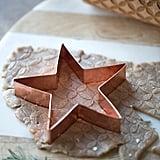 Copper Star Cookie Cutter