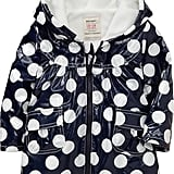 Old Navy Fleece-Lined Raincoat ($30)