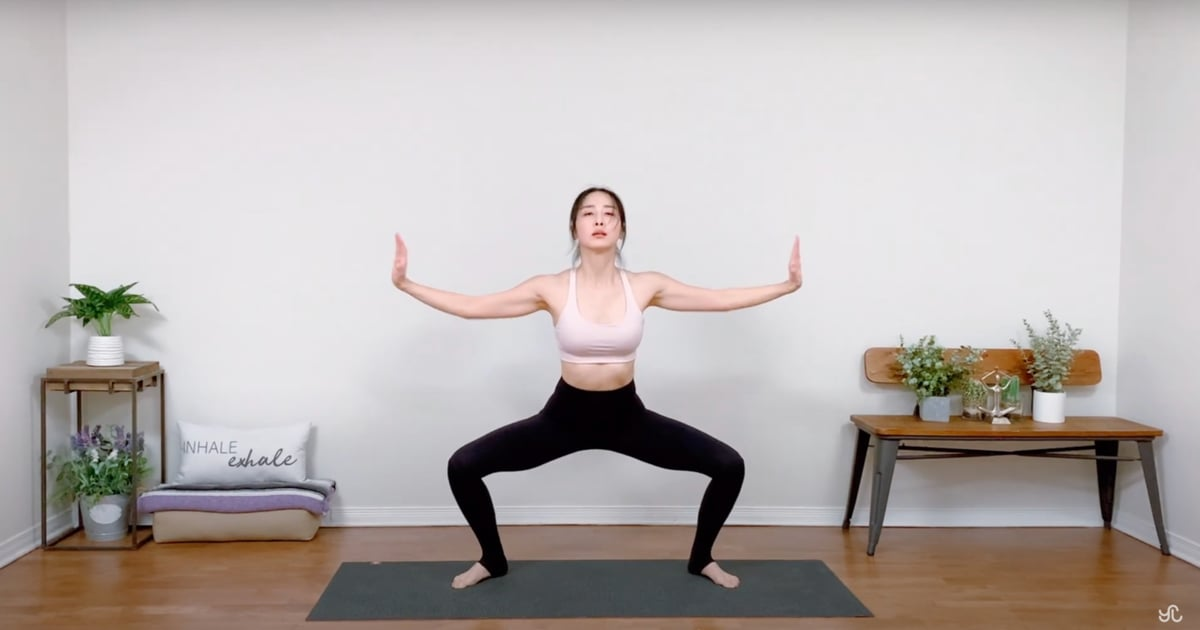 """Squat, Lunge, and Flow to This Slow and Controlled """"Drivers License"""" Workout"""