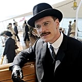 Michael Fassbender as Carl Jung