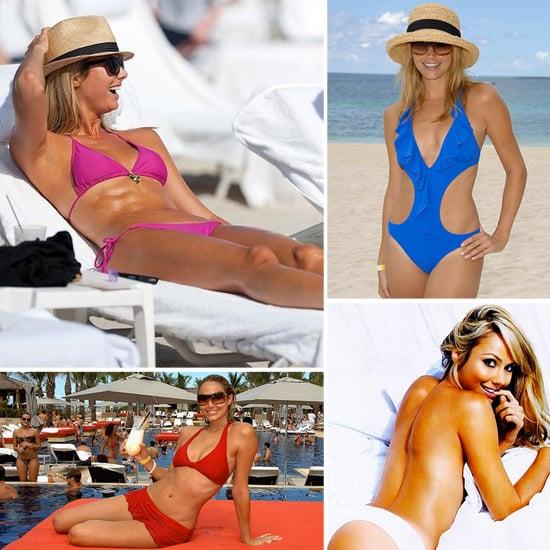 Stacy Keibler Bikini Pictures