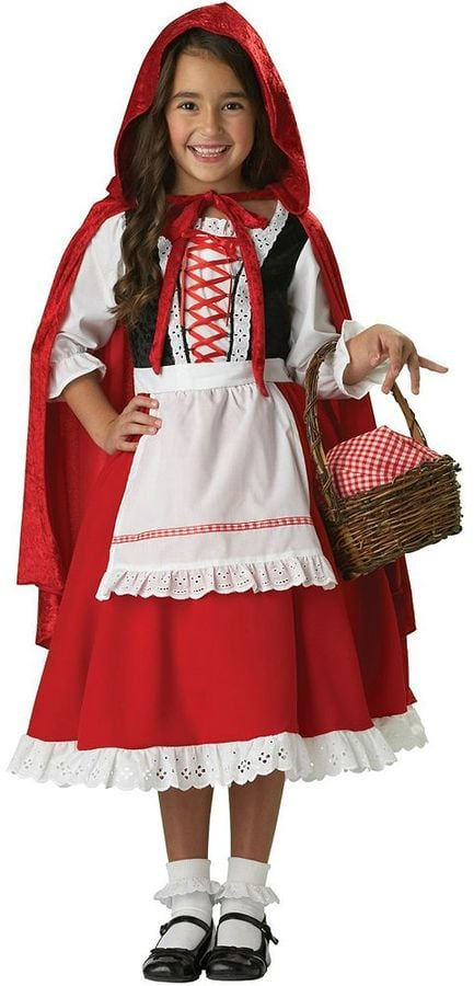 Little Red Riding Hood Elite Collection Costume 169 Warm