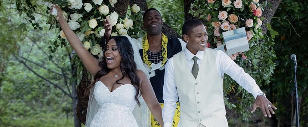 Niecy Nash Talks About Marriage to Jessica Betts