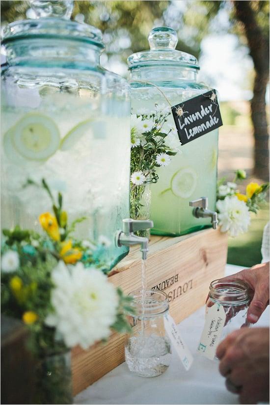 Classy Lemonade Station