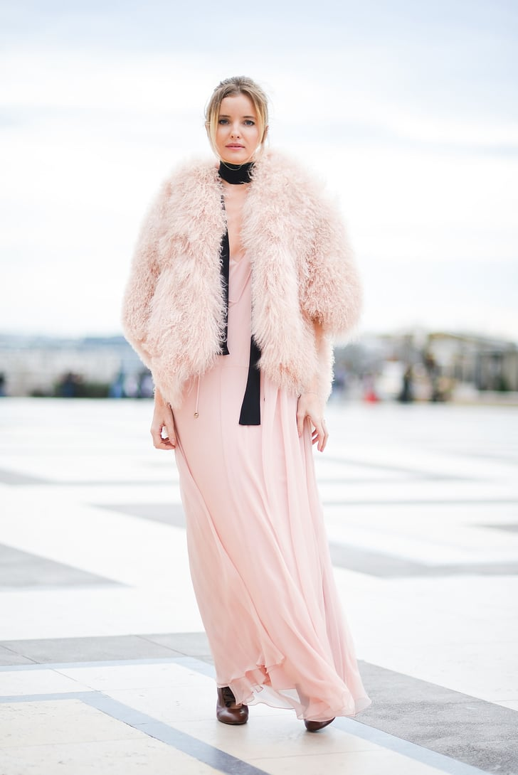 Street style at paris haute couture fashion week spring for Haute couture style