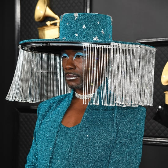 Billy Porter's Fringed Grammys Hat Has Fuelled a New Meme