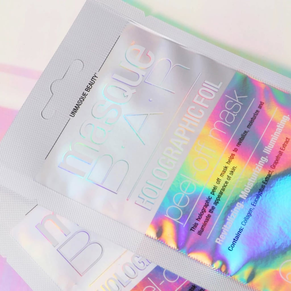 Masque Bar Holographic Peel-Off Mask
