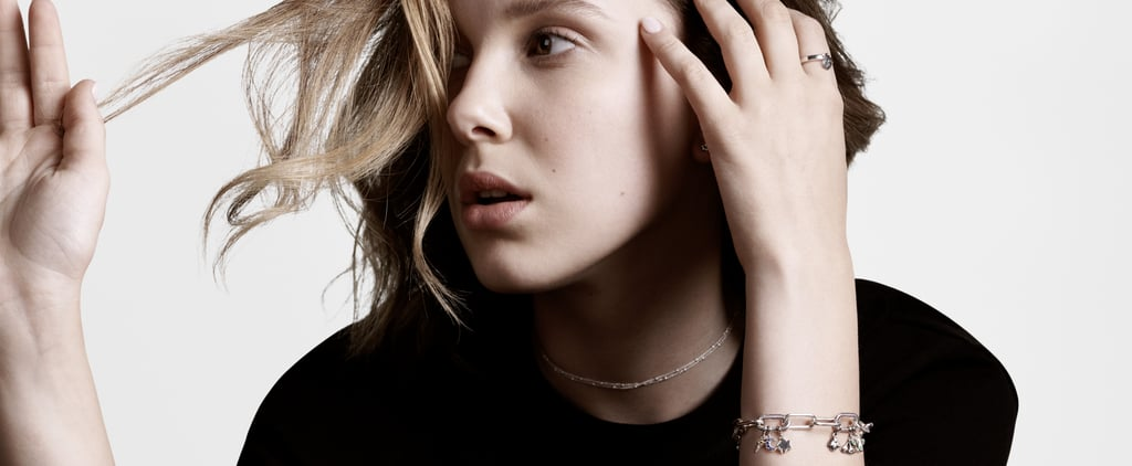 Millie Bobby Brown Is the New Face of Pandora Me Collection