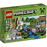 For 8-Year-Olds: Lego Minecraft The Iron Golem