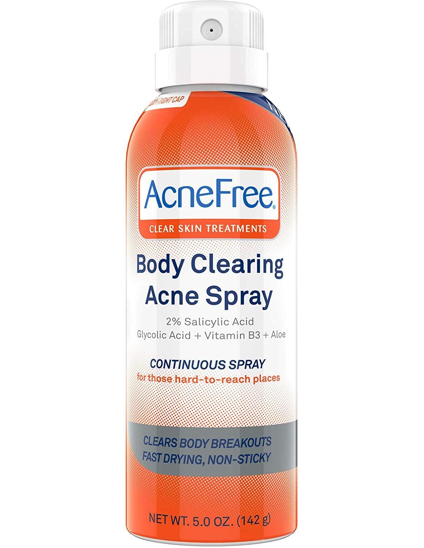 Best Butt Acne Treatments Popsugar Beauty