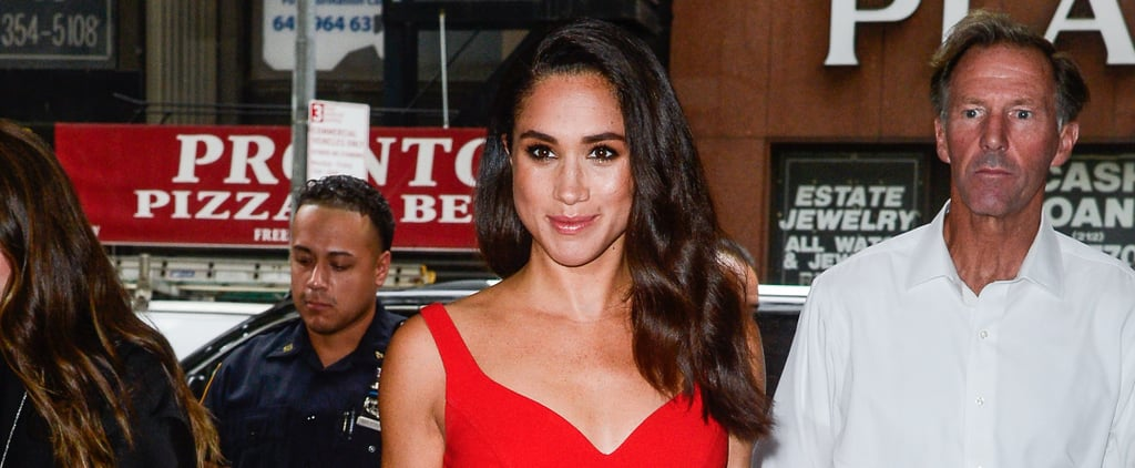 Meghan Markle Names Her Style Crushes