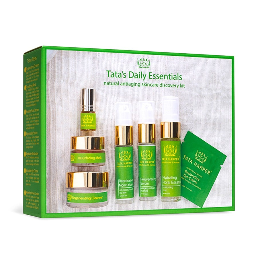 Virgo: Tata Harper's Daily Essentials: Natural Age-Defying Skin Care Discovery Kit