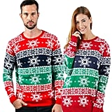 Colorful Ugly Christmas Sweaters