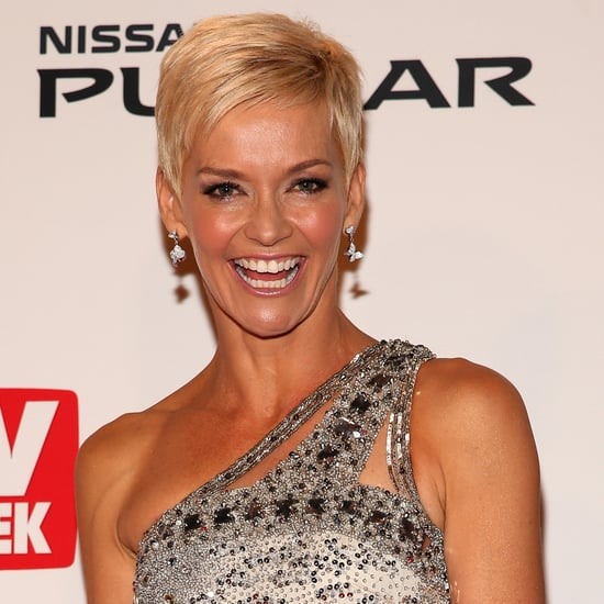 Pictures of Jessica Rowe at the 2013 Logies