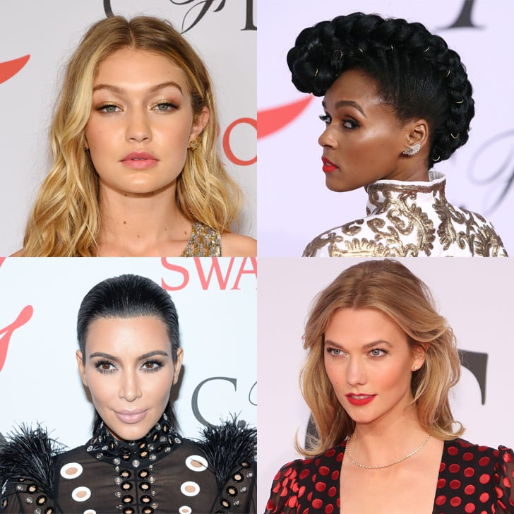 Stop and Stare at Every Haute Beauty Look From the CFDA Awards