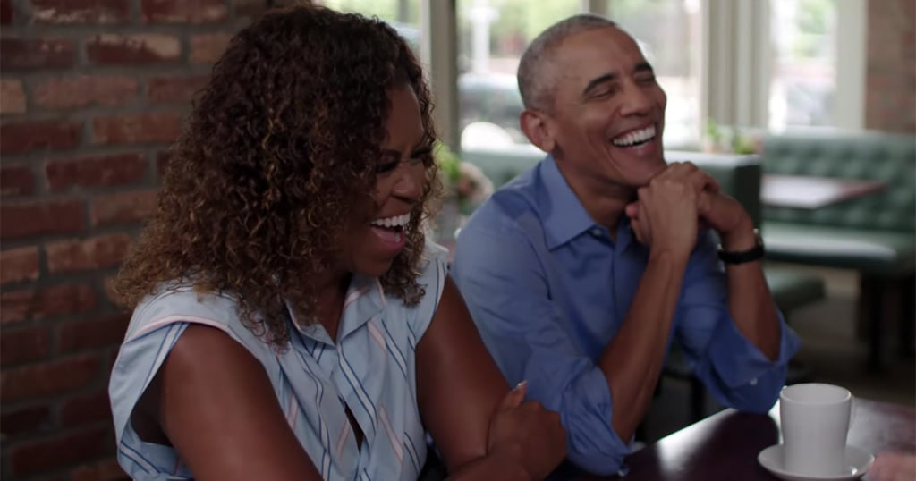 The Obamas Talking About Netflix Film, American Factory