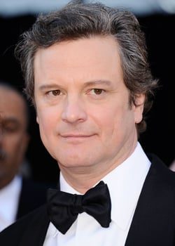 Colin Firth Wins the 2011 Oscar For Best Actor For The King's Speech 2011-02-27 20:25:20