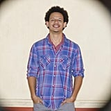 Eric Andre in Don't Trust the B---- In Apartment 23. Photos copyright 2012 ABC, Inc.