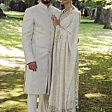 Prince Rahim Aga Khan and Kendra Salwa Spears