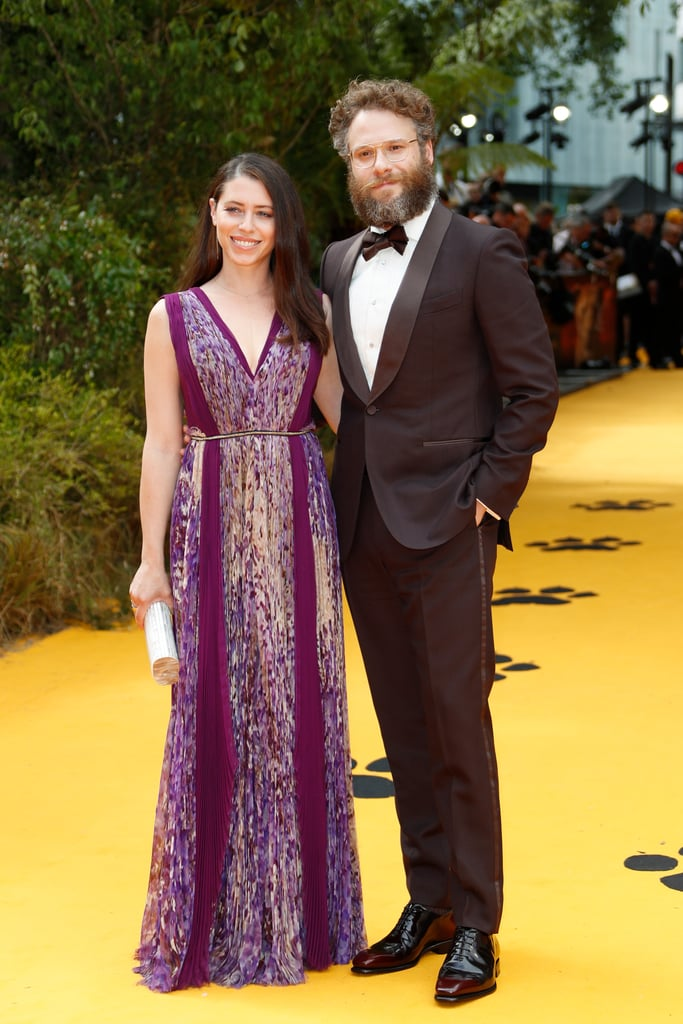 celebrities at the lion king world premiere uk pictures