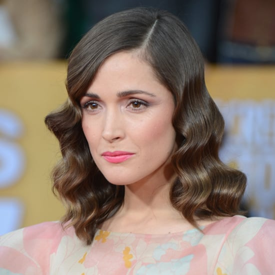 Rose Byrne: SAG Awards Hair 2013
