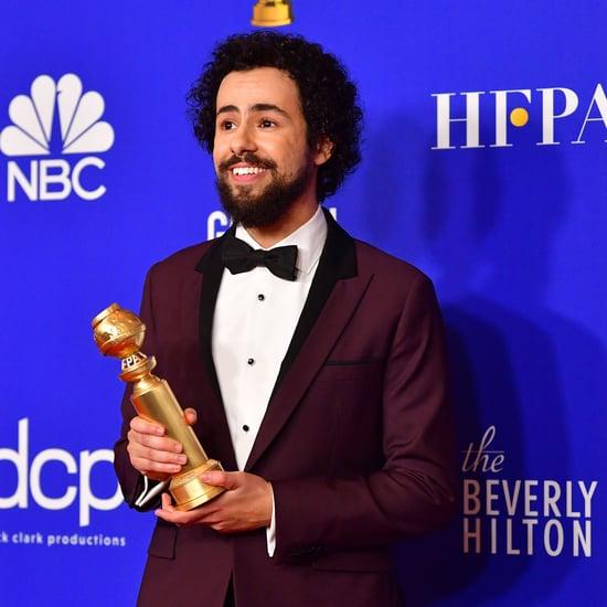 Ramy Youssef Acceptance Speech 2020 Golden Globes Video