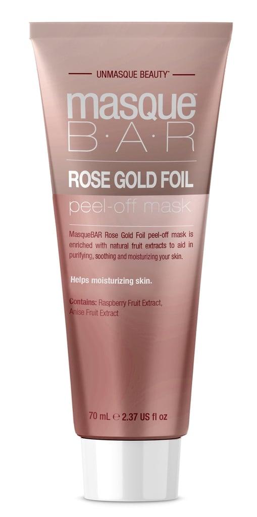 Masque Bar Rose Gold Foil Peel-Off Mask