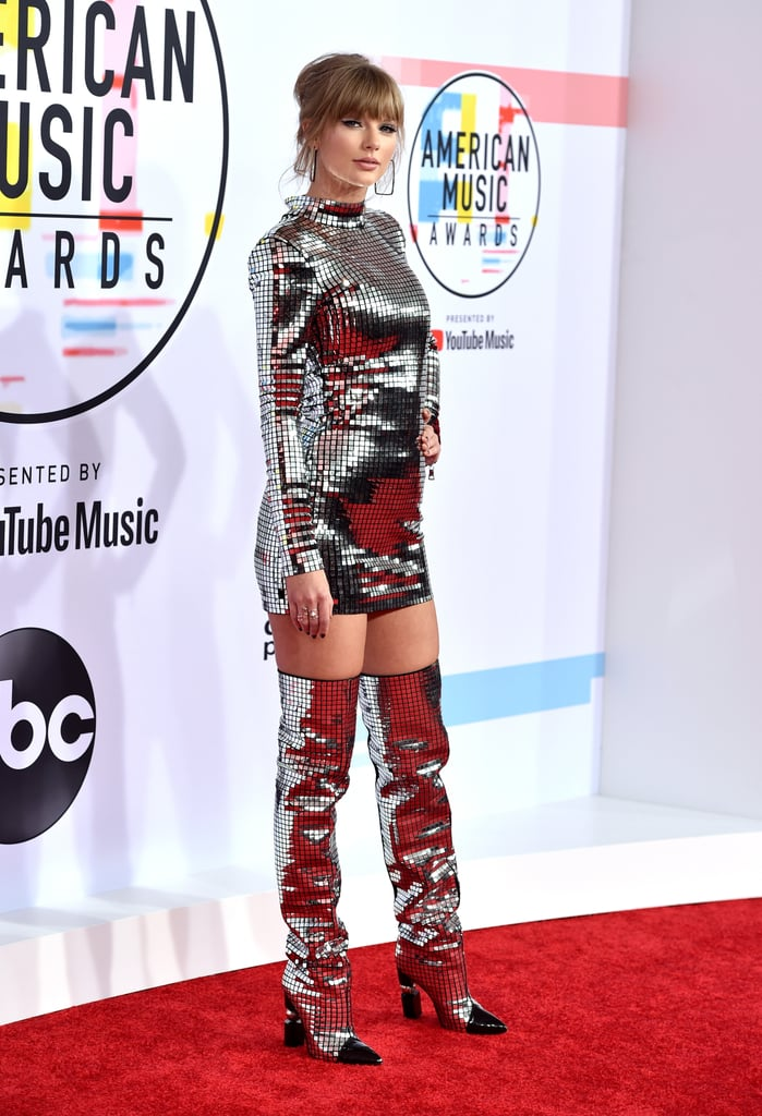 taylor swift american music awards 2019
